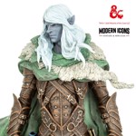 Dungeons & Dragons - Drizzt Do'Urden Modern Icons Statue - Packshot 4