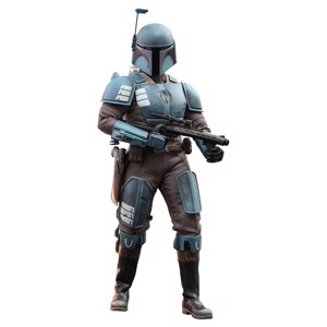 Star Wars - The Mandalorian - Death Watch Mandalorian 1/6 Scale Action Figure - Collectibles