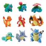 Pokemon - Legacy Starter Evolution Figure 9-Pack (Assorted) - Packshot 1