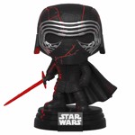 Star Wars - Episode IX - Supreme Leader Kylo Ren Electronic Pop! Vinyl Figure - Packshot 1