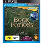 Wonderbook: Book of Potions - Packshot 1