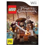 LEGO Pirates of the Caribbean: The Video Game - Packshot 1