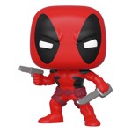 Marvel - Deadpool - Deadpool First Appearance Marvel 80th Anniversary Pop! Vinyl Figure - Packshot 1