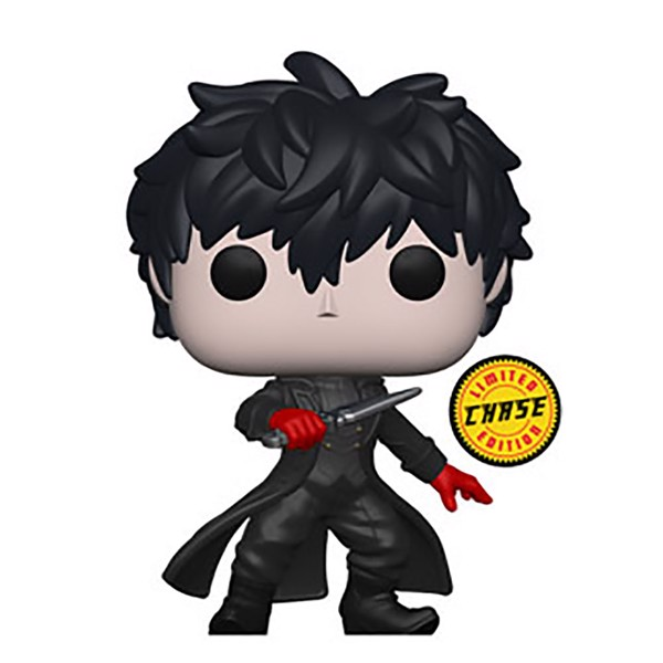 Persona 5 - The Joker Pop! Vinyl Figure - Packshot 2