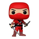 G.I. Joe - Cobra Red Ninja Pop! Vinyl Figure - Packshot 1