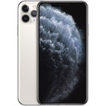 iPhone 11 Pro Max 512GB Silver (Refurbished by EB Games) - Packshot 1