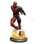 "Marvel - Deadpool Marvel Gallery 9"" PVC Diamond Select Statue - Packshot 1"