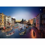 Stephen Wilkes - Regata Storica Venice Day-To-Night 1036-Piece Jigsaw Puzzle - Packshot 2