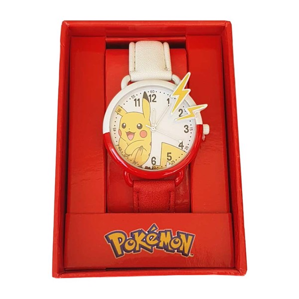 Pokemon - Pikachu & Pokeball Watch - Packshot 1