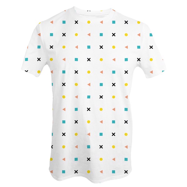 Sony - PlayStation Allover Pattern T-Shirt - M - Packshot 1