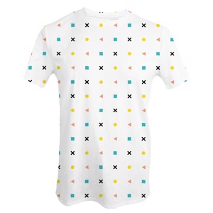 Sony - PlayStation Allover Pattern T-Shirt