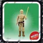 Star Wars - Episode V - Retro Collection Luke Skywalker (Bespin) Figure - Packshot 2