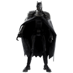 DC Comics - Batman: Steel Age - Night Batman 1/6 Scale ThreeA Figure - Packshot 1