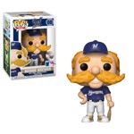 MLB - Bernie the Brewer Pop! Vinyl Figure - Packshot 1