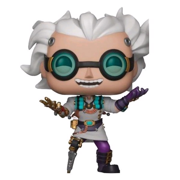 Overwatch - Junkrat as Dr. Junkenstein Pop! Vinyl Figure - Packshot 1