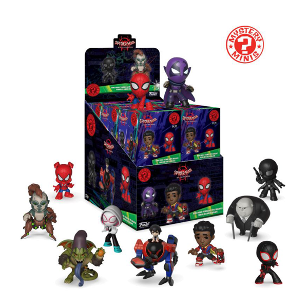 Marvel - Into the Spider-Verse - Mystery Minis (Single Blind Box) - Packshot 1