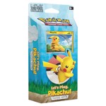 Pokemon - TCG - Sun & Moon - Let's Play, Pikachu & Eevee Theme Decks (Assorted) - Packshot 2