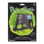 Rick and Morty - Gadget Decals - Packshot 1