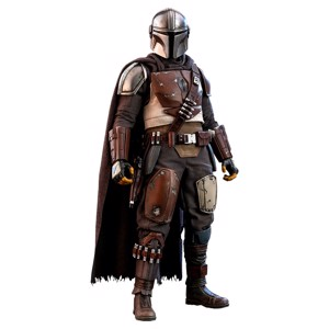 "Star Wars - Mandalorian - The Mandalorian 1/6 Scale 12"" Action Figure - Collectibles"