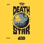 Star Wars - Death Star T-Shirt - Packshot 3
