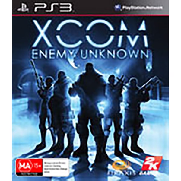 XCOM: Enemy Unknown - Packshot 1