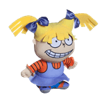 Rugrats - Angelica Plush - Packshot 1