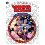 DC Comics - Wonder Woman Colouring Book - Packshot 1