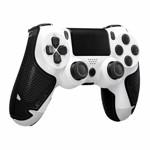 Lizard Skins DSP Controller Grip for PS4 - Jet Black - Packshot 3