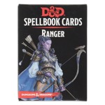 Dungeons and Dragons - Ranger Spellbook Cards Deck  - Packshot 1