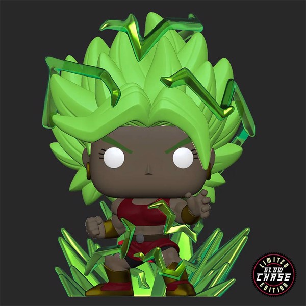 Dragon Ball Super - Super Saiyan Kale with Energy Base Pop! Vinyl Figure - Packshot 2