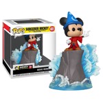 Disney - Fantasia Sorcerer Mickey 90th Anniversary Movie Moments Pop! Vinyl Figure - Packshot 1