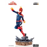 Marvel - Captain Marvel 1/10 Scale Statue - Packshot 2