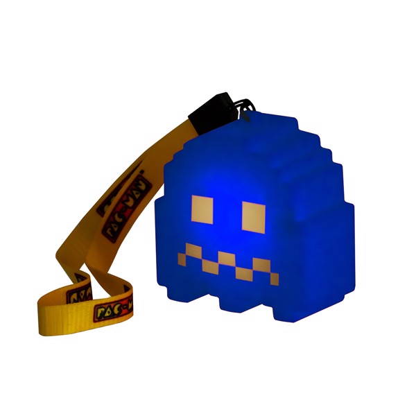 Pac-Man - Light Up Wireless Ghost with Hand Strap - Scared Blue - Packshot 3