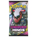 Pokemon - TCG - Unified Minds Booster Pack - Packshot 1
