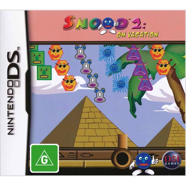 Snood 2: On Vacation - Packshot 1