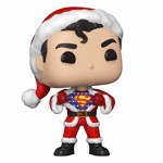 DC Comics - Superman Sweater Holiday Pop! Vinyl Figure - Packshot 1