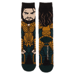 DC Comics - Justice League - Aquaman Character Crew Socks - Packshot 2