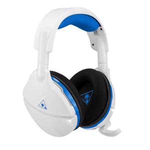Turtle Beach Stealth 600 White Wireless Surround Sound Gaming Headset