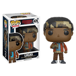 Stranger Things - Lucas Pop! Vinyl Figure - Packshot 1