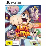 Alex Kidd in Miracle World DX - Packshot 1