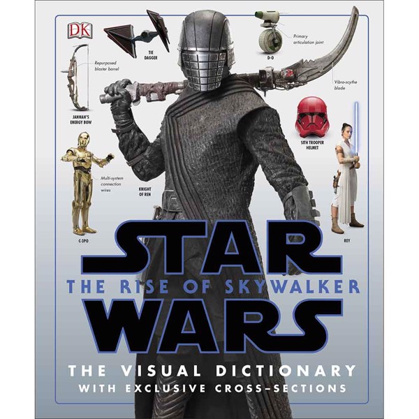 Star Wars - The Rise of Skywalker The Visual Dictionary - Packshot 1