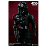 Star Wars - Rogue One - TIE Fighter Pilot 1/6 Scale Action Figure - Packshot 4