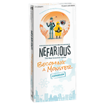 Nefarious - Becoming A Monster Board Game Expansion - Packshot 1