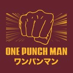 One Punch Man Fist T-Shirt - XS - Packshot 2