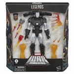Marvel - Marvel Legends Series Deluxe War Machine Action Figure - Packshot 2