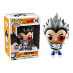 Dragon Ball Z - Vegeta (Metallic) Pop! Vinyl Figure - Packshot 1