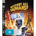 Destroy All Humans! Path of the Furon - Packshot 1