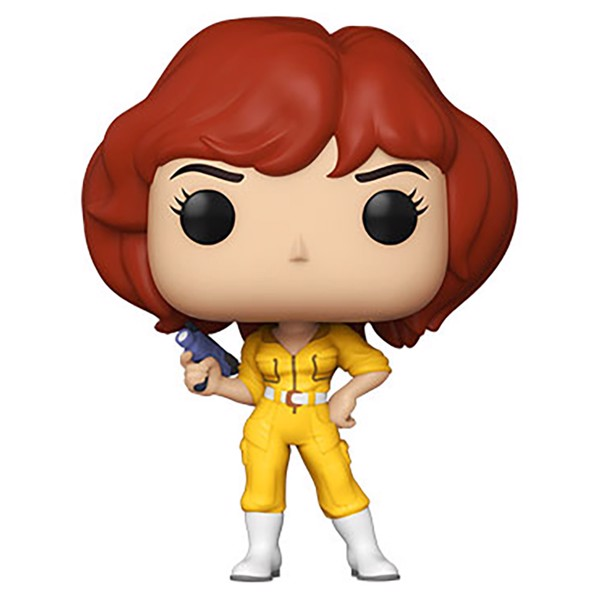 Teenage Mutant Ninja Turtles - April O'Neil Pop! Vinyl Figure - Packshot 1