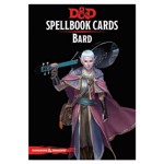 Dungeons and Dragons - Bard Spellbook Cards Deck  - Packshot 1