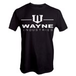 DC Comics - Batman - Wayne Industries T-Shirt - Packshot 1
